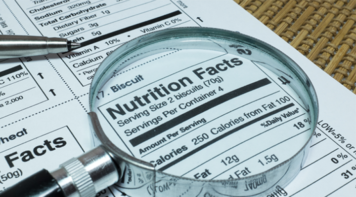 read nutrition labels on the foods you buy and avoid foods with sugar listed as one of the first 5 ingredients.