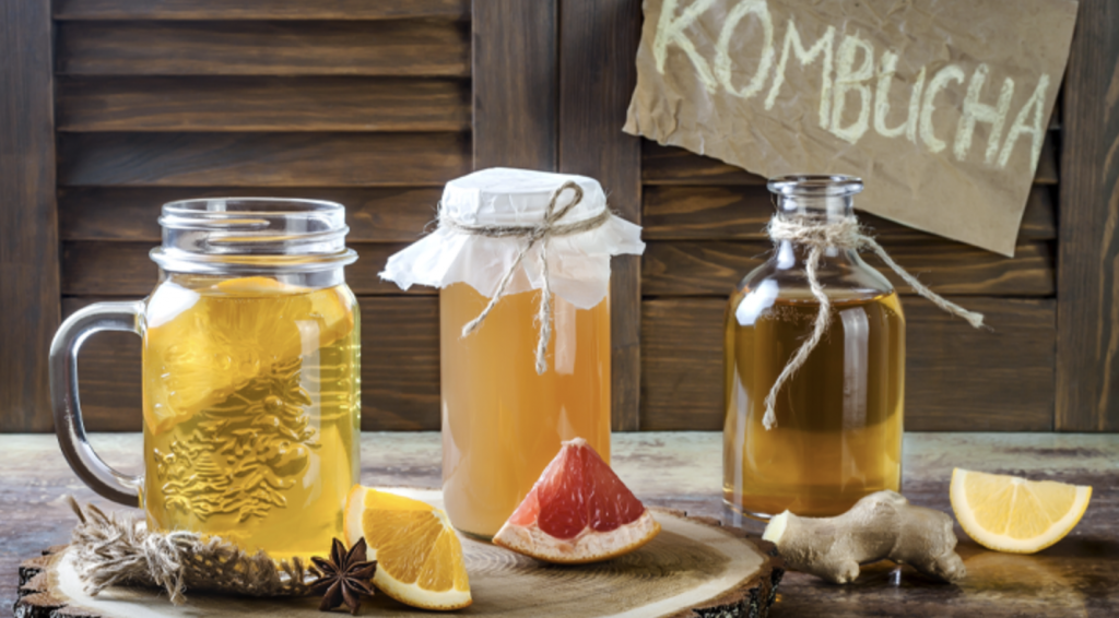 Learn what's in kombucha that can harm your teeth and what to do to prevent the kombucha health drink from causing enamel erosion.